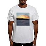 Winter Sunrise 0163 Ash Grey T-Shirt