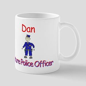Dan - Future Police Mug