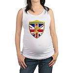 United Kingdom Metallic Shield Tank Top