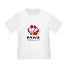 Paws Logo - T