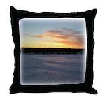 Winter Sunrise 0163 Throw Pillow