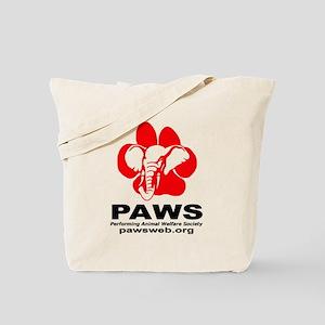 Paws Logo - Tote Bag