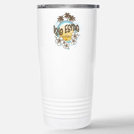 Twilight/Isle Esme Stainless Steel Travel Mug
