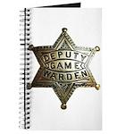 Deputy Game Warden Journal
