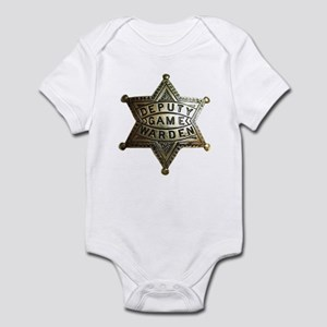 Deputy Game Warden Infant Bodysuit