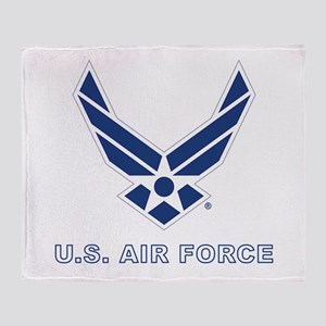 U.S. Air Force Throw Blanket