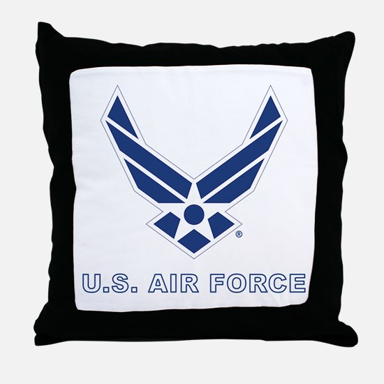 U.S. Air Force Throw Pillow