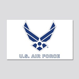U.S. Air Force 20x12 Wall Decal