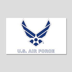 U.S. Air Force 20x12 Wall Decal