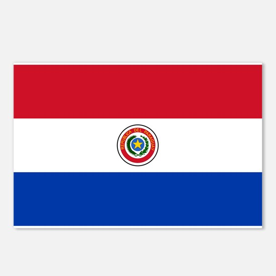 Paraguay Postcards (Package of 8)