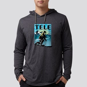 TELE big mtns Long Sleeve T-Shirt