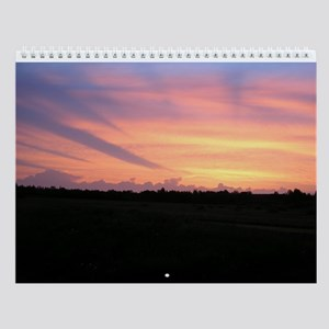 Sunrise Wall Calendar
