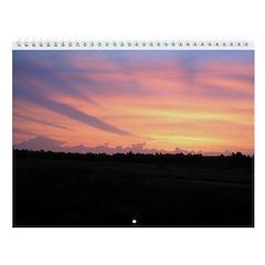 Sunrise Wall Calendar