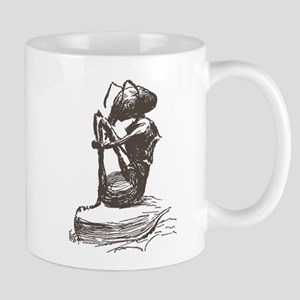 Contemplating Ant Mug