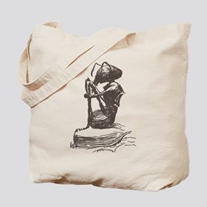 Contemplating Ant Tote Bag