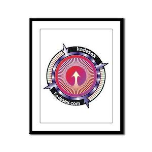 FISTING -- PENETRATEE Framed Panel Print
