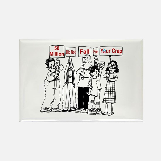 Cute We the people Rectangle Magnet