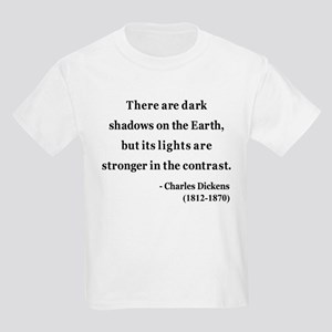 Charles Dickens 8 Kids Light T-Shirt