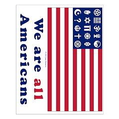 URA Flag #2 Posters
