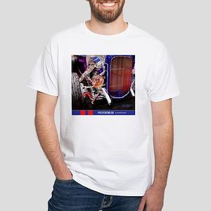 In Yo Face Roadster T-Shirt (white)