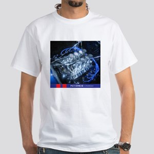 Really I Mean REALLY Injected T-Shirt (white)