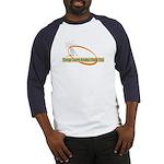 OCARC Logo-600dpi Baseball Jersey