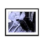 Harbingers Framed Panel Print