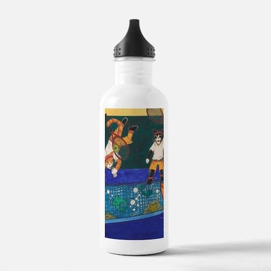 Tennis 2 V 1 Water Bottle