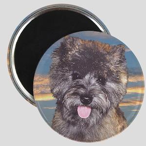 "Cairn Terrier ""Skye"" Magnet"