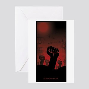 __Revolution___ Greeting Cards