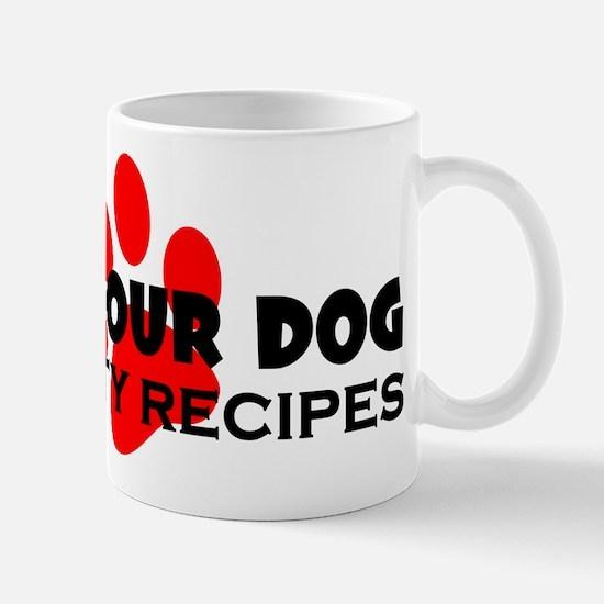 WOK your dog Mug