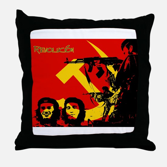Cool Marcos Throw Pillow