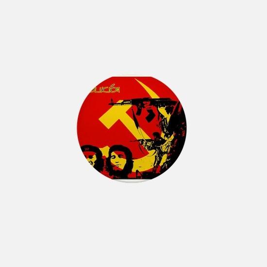 Stalin Mini Button