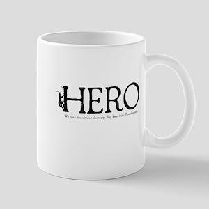 My Hero Mugs