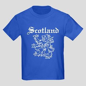 Scotland Kids Dark T-Shirt