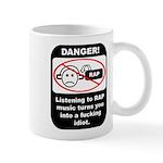 Danger - Rap music Mug