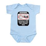 Danger - Rap music Infant Bodysuit