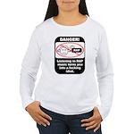 Danger - Rap music Women's Long Sleeve T-Shirt