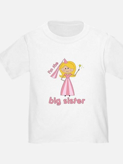 big sister t-shirts princesses T