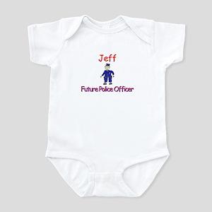 Jeff - Future Police Infant Bodysuit