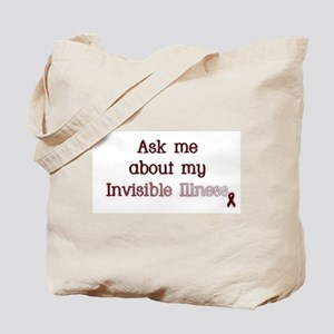 Invisible Illness - APS Tote Bag