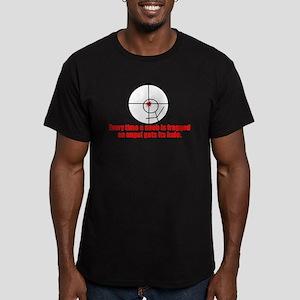 Attitude Design Men's Fitted T-Shirt (dark)