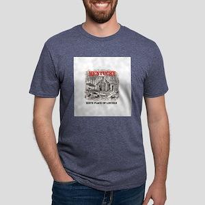 Kentucky Birth of lincoln T-Shirt