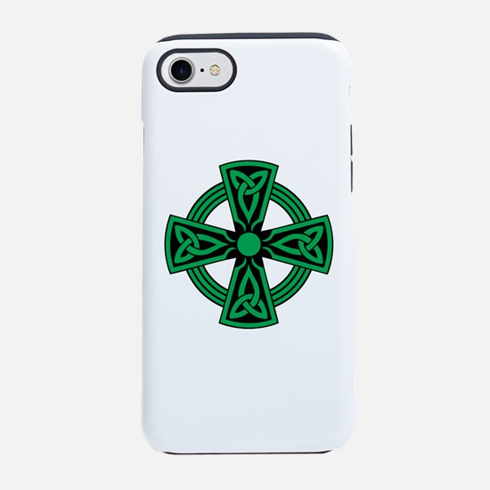 Celtic Cross iPhone 7 Tough Case