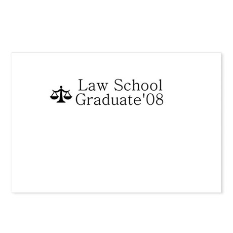 Graduate '08 Postcards (Package of 8) by iLaw