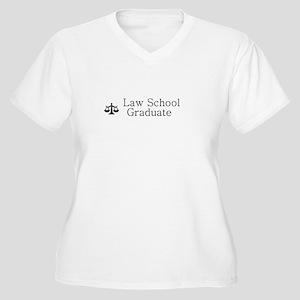 Graduate Women's Plus Size V-Neck T-Shirt