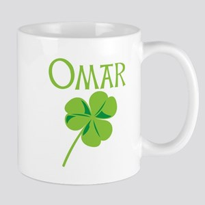 Omar shamrock Mug