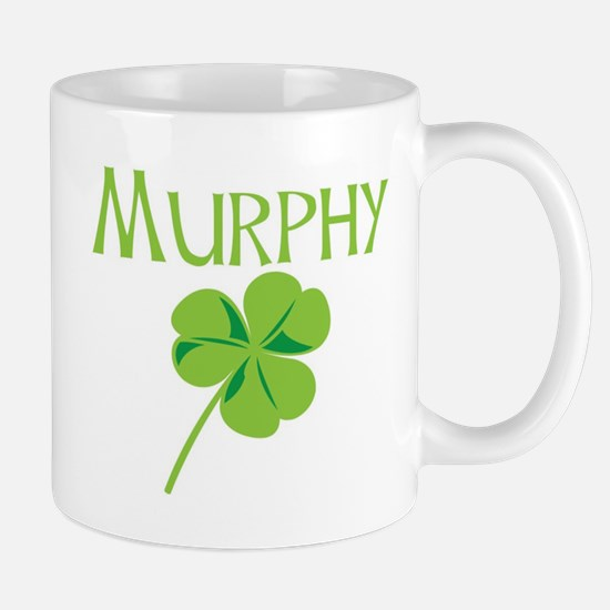Murphy shamrock Mug