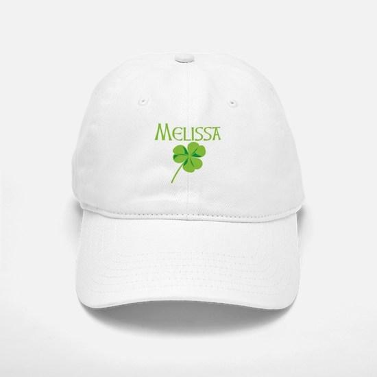 Melissa shamrock Baseball Baseball Cap