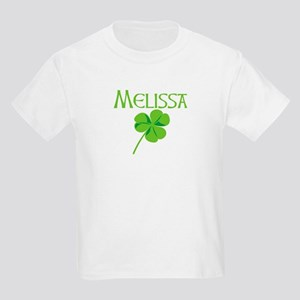 Melissa shamrock Kids Light T-Shirt